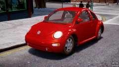 Volkswagen New Beetle 2003 для GTA 4