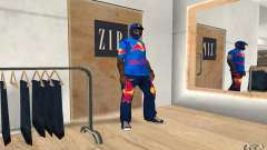 Red Bull Clothes v2.0 для GTA San Andreas