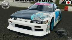 Nissan Silvia S13 Non-Grata [Final] для GTA 4