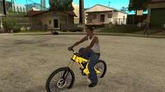 Nox Startrack DH 9.5 для GTA San Andreas