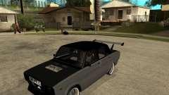 ВАЗ 2107 drift для GTA San Andreas