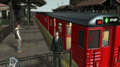 Поезд Redbird v1.0