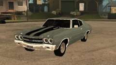 Chevrolet Chevelle SS 454 1970 для GTA San Andreas