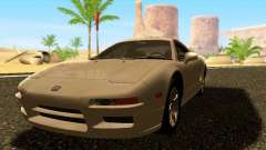 Honda NSX Custom для GTA San Andreas