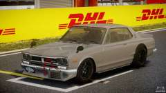 Nissan Skyline Hakosuka (KPGC10) Mountain Drift v1.0 для GTA 4