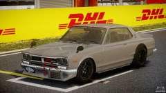 Nissan Skyline Hakosuka (KPGC10) Mountain Drift