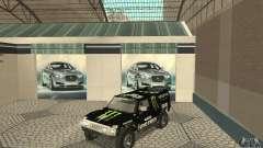 Hummer H3 Baja Rally Truck