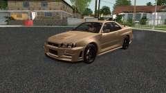Nissan Skyline Z-Tune для GTA San Andreas