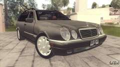 Mercedes-Benz E320 Funeral Hearse