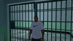 Арест нарушителя 2 для GTA San Andreas