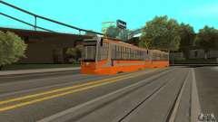 Трамвайный вагон 71-623 для GTA San Andreas
