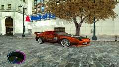 Mazda RX-7 FC for Drag для GTA San Andreas