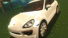 Porsche Cayenne 958 2010 V1.0 для GTA San Andreas
