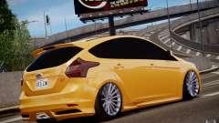 Ford Focus ST Mk.III 2013 для GTA 4