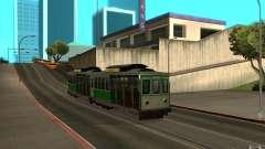 New tram mod