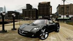 Opel Speedster Turbo 2004 для GTA 4