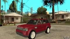 Land Rover Range Rover Sport HSE для GTA San Andreas