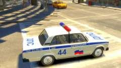 ВАЗ-2105 милиция