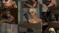 Головные уборы Call of Duty 4: Modern Warfare