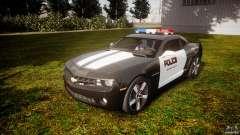 Chevrolet Camaro Police (Beta)