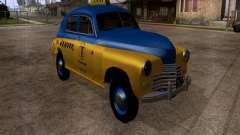 ГАЗ М20 Победа Такси
