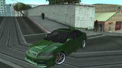 Honda Civic Si Sporty для GTA San Andreas