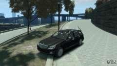 Mercedes-Benz C 280 для GTA 4