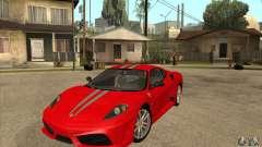 Ferrari F430 Scuderia 2007 для GTA San Andreas