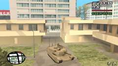 M1A2 Abrams TUSK для GTA San Andreas