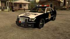 Chrysler 300C Police