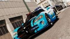 Dodge Viper SRT-10 ACR 2009 Police ELS