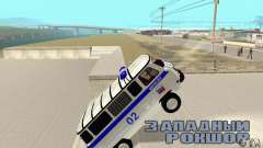 УАЗ Милиция для GTA San Andreas
