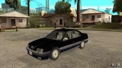 Alfa Romeo 164 1987 v1.0 для GTA San Andreas