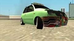 Volkswagen Lupo Hellaflush для GTA San Andreas