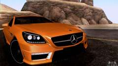 Mercedes Benz SLK55 R172 AMG