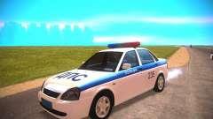 ВАЗ 2170 Приора ДПС для GTA San Andreas
