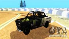 Datsun 510 Monster Energy для GTA San Andreas