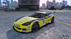 Chevrolet Corvette C6R GT1 для GTA 4