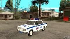 ВАЗ 2107 Police