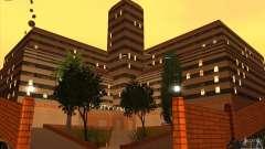 Новый госпиталь в ЛС