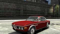BMW 3.0 CSL E9 1971
