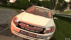 Lada Granta Stock для GTA San Andreas
