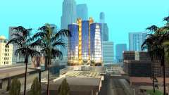 Новая текстура небоскреба для GTA San Andreas
