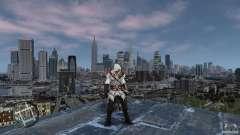 Assassins Creed II Ezio для GTA 4