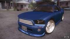 GTA IV Buffalo