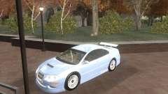 Chrysler 300M tuning для GTA San Andreas