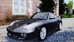 Porsche 911 Turbo S для GTA 4