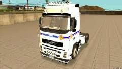 Volvo FH16 Globetrotter TRANSALLIANCE