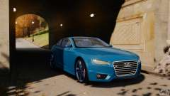 Audi S5 Conceptcar для GTA 4