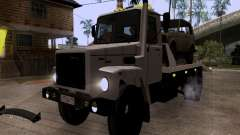 ГАЗ 3309 Эвакуатор для GTA San Andreas